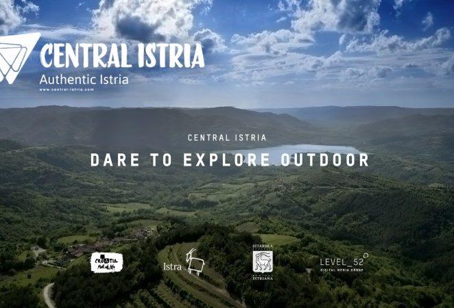 Turistička zajednica središnje Istre predstavila promotivni film o outdoor ponudi