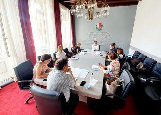 U Gradu Poreču održan sastanak na temu Detaljnog plana uređenja Zone zdravstvenih objekata u Poreču