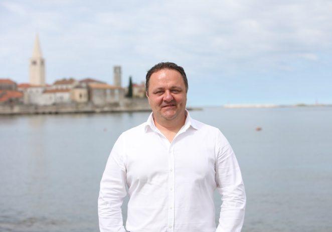 Roland Kosinožić novi je predsjednik Gradske podružnice IDS-a Poreč