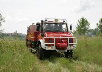 PRŠURIĆI: Palila vatru u vrijeme zabrane pa zapalila i susjedno zemljište