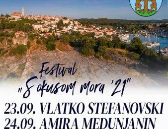 """U Vrsaru od 23. do 26.9 novi festival """"U zagrljaju glazbe, kamena i mora"""""""