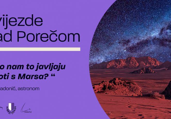 U subotu na sportskom aerodromu Žatika promatranje teleskopom zvjezdanog ljetnog neba, te zanimljiva predavanja o astronomiji i arheologiji
