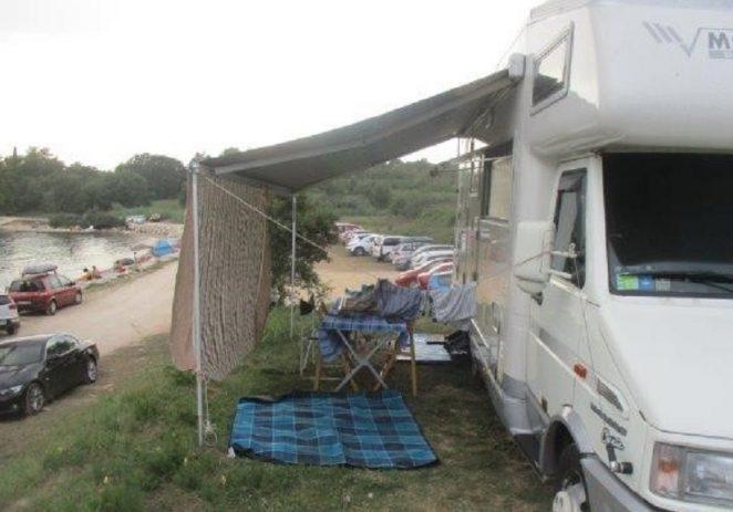 Divlje ili ti ga ilegalno kampiranje