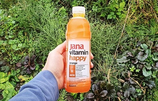 Zbog etilen-oksida s polica se povlači napitak od naranče Jana Vitamin