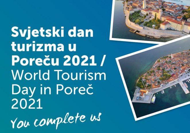 Obilježavanje Svjetskog dana turizma u Poreču uz izložbe, koncert Ane Rucner, cabaret predstavom i projekcijom filmova