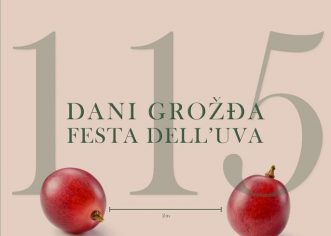 Ovaj vikend u Bujama 115. Dani grožđa / Festa dell' uva