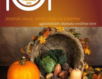 """Za vikend počinje gastro manifestacija """"Jesen na pijatu u središnjoj Istri"""""""