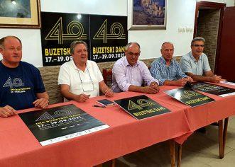 """Buzet će za vikend biti domaćin Europskom prvenstvu u brdskom automobilizmu """"40. INA Buzetski dani"""""""