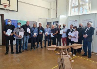 Istarski inovatori predstavili inovacije na sajmu IKA-2021 u Karlovcu – Srebrna medalja za Ervina Matića