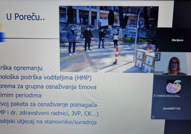 Mentalno zdravlje kao vodeća tema Hrvatske mreže zdravih gradova