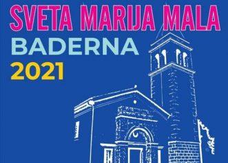 Baderna slavi Svetu Mariju Malu uz svečanu misu, predstave i sportske turnire