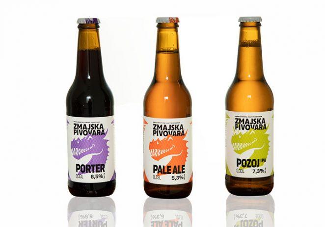 Studio Sonda iz vinske Vižinade dizajnirao je moćne nove etikete za najvažniju hrvatsku pivovaru