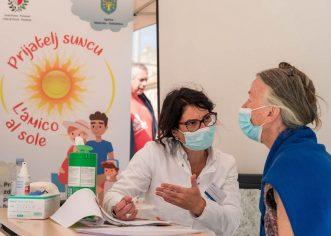 U utorak drugi termini besplatnog savjetovališta za prevenciju malignih bolesti kože po porečkim mjesnim odborima, prijave u tijeku