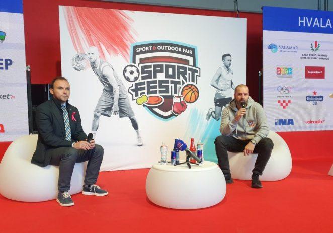 Od 15. do 17. listopada u Poreču se održava Sport Fest