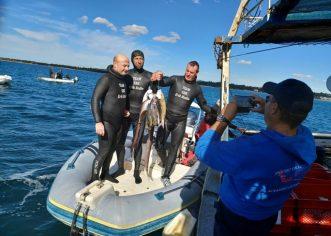 U Novigradu održano 28. ekipno državno prvenstvo u podvodnom ribolovu  – Prvak države je ekipa Pješčane uvale iz Pule