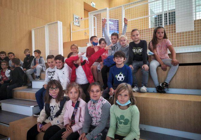 Dječji tjedan u OŠ Vladimir Nazor Vrsar