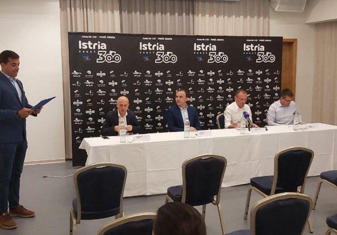 Od četvrtka do nedjelje u Poreču i Istri održati će se Istria300, biciklistički event sa 1200 učesnika iz 25 zemalja