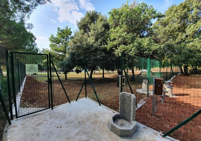 Uređen Vau park Finida