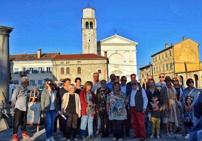 Zajednica Talijana Općine Vižinada Comunità degli Italiani Visinada organizirala 14. Izložba Ex tempora – Ars sacra