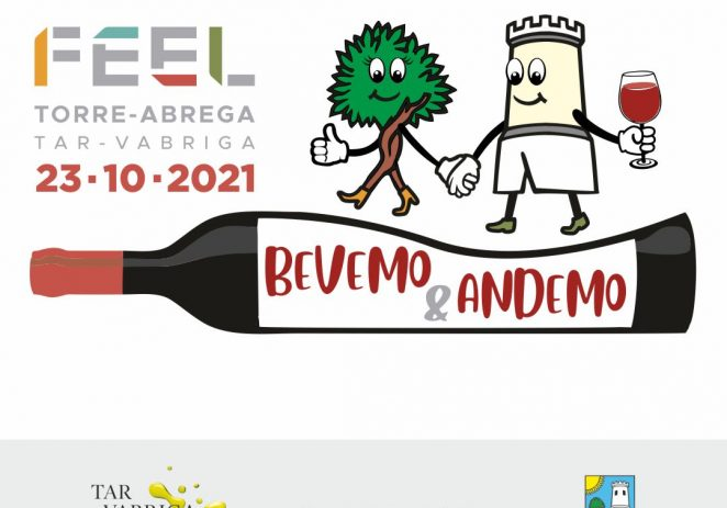"""Wine & walk """"Bevemo & Andemo"""" 23. listopada u Taru i Vabrigi"""