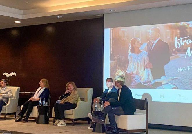 U Poreču održan skup profesionalaca iz industrije vjenčanja  Istra Wedding MeetUp u organizaciji Turističke zajednice Istarske županije i partnera  s ciljem pozicioniranja Istre kao wedding destinacije