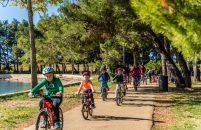 Djeca i roditelji odlično su se zabavili na novigradskoj dječjoj WONDER biciklijadi