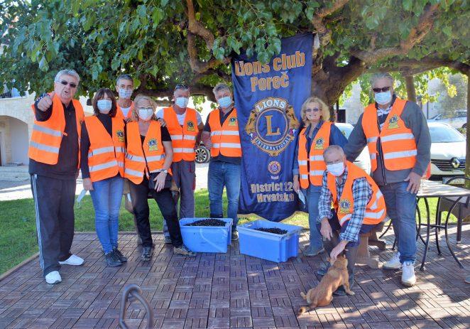 Lions klub Poreč objavljuje Natječaj za dodjelu stipendije za studij poljoprivrednog usmjerenja