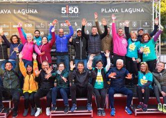 Zahvala lokalnoj zajednici i volonterima  Plava Laguna 5150 Triatlona Poreč