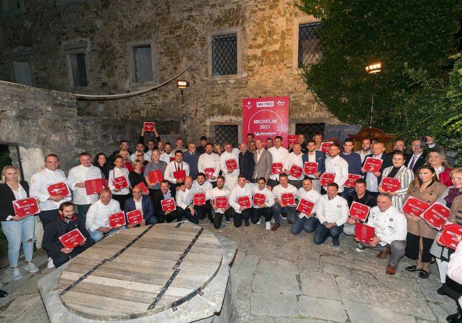 Dodijeljena su MICHELIN priznanja za 2021. godinu najboljim hrvatskim restoranima – Michelin zvjezdicama odlikovano 10 domaćih restorana