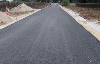 Završeni radovi i asfaltiranje na obnovi ceste od naselja Bašarinka prema D75