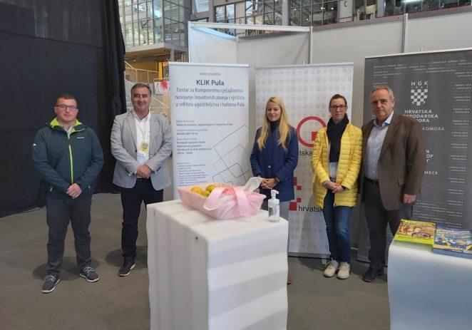 Predstavljanje ronilačkog i pustolovnog turizma na sajmu Sport Fest u Poreču