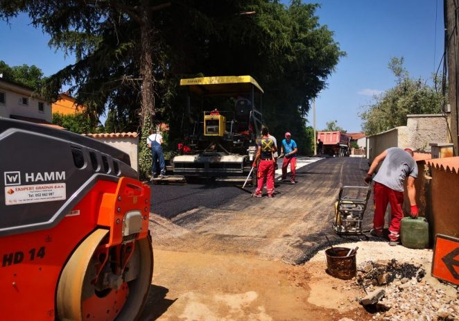 Nastavljaju se radovi na kanalizacijskom kolektoru Kosinožići i Vežnaveri – planirani dovršetak radova početkom prosinca