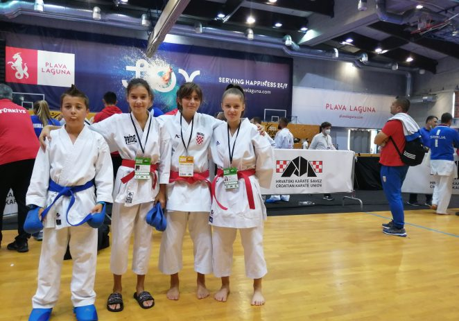 Karatisti Finide osvojili 6 medalja na Prvenstvu Balkana za seniore, mlađe uzraste i veterane