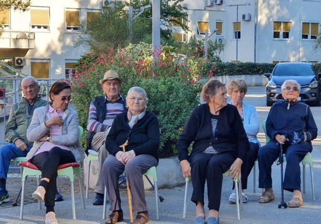Feštom u Domu obilježen Međunarodni dan starijih osoba