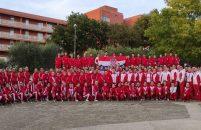 Gotovo 1200 sudionika na Europskom mažoret- i twirling prvenstvu u Poreču