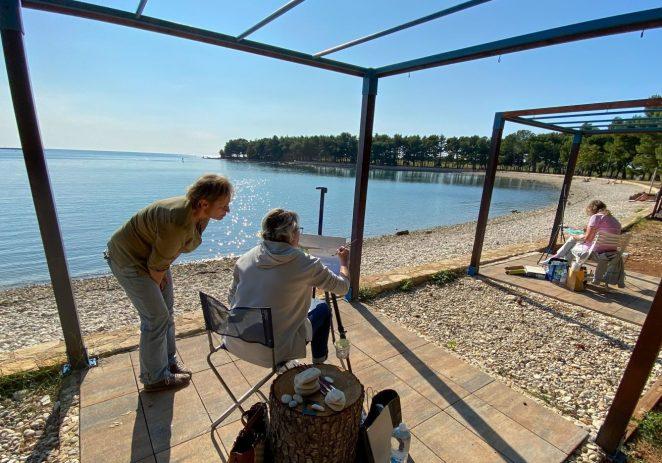 Tečaj slikanja uz Svjetski dan turizma